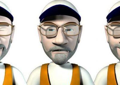 Steve, virtual MC