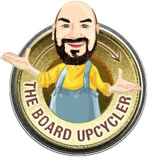 The Board Upcycler logo