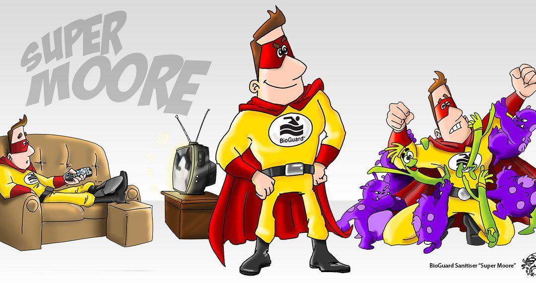 BioGuard Sanitiser Super Moore