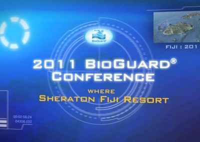 2012 BioGuard Conference Out of this World
