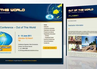 2011 BioGuard Conference Website