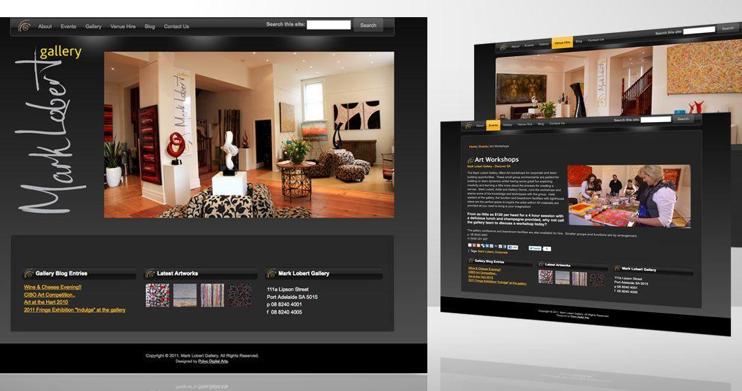 Mark Lobert Gallery Online Business