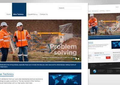 Mine Technics Online Business
