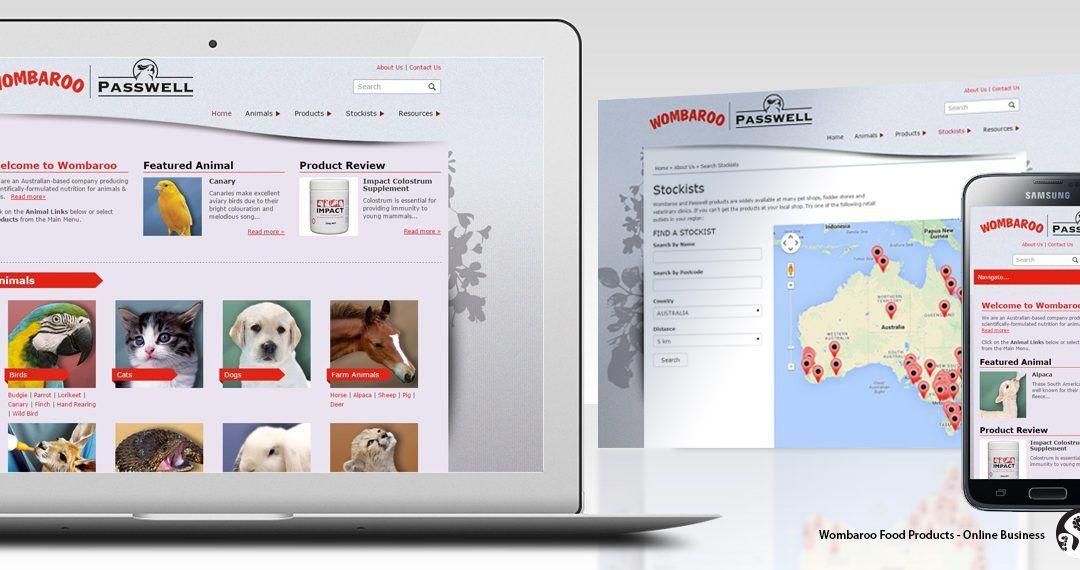 Wombaroo Online Business